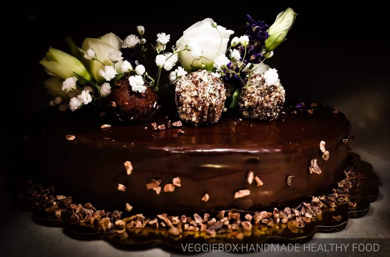 Сурови торти и десерти