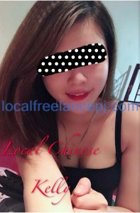 Local Freelance Girl - Kelly - Chinese - Pj
