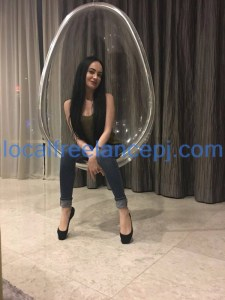 Italian Escort Girl In PJ - Tina