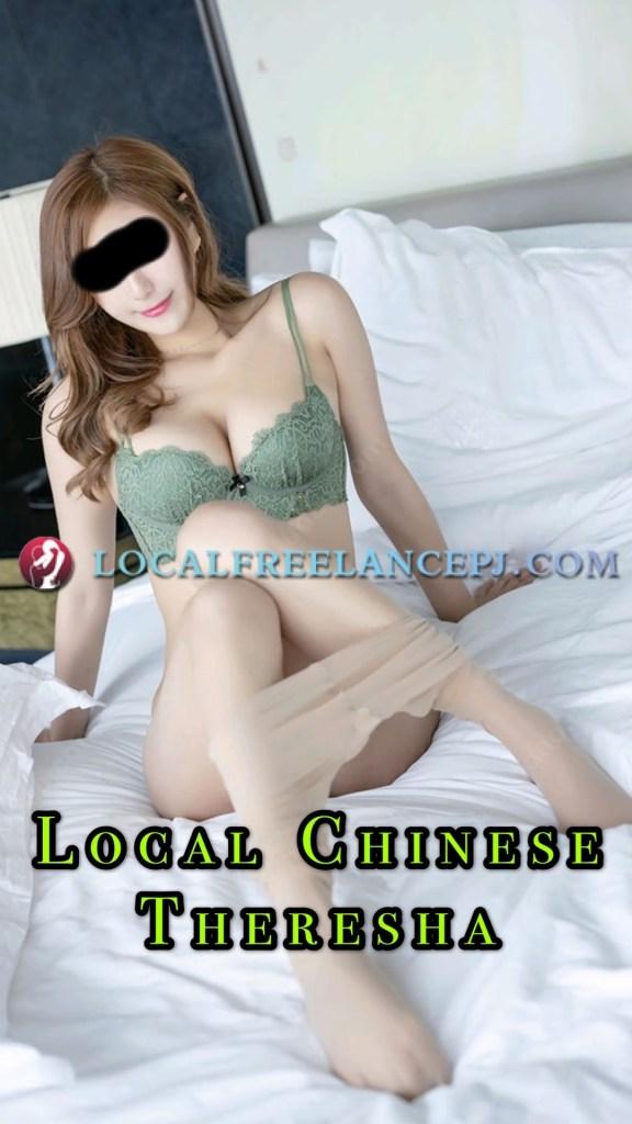 Local Freelance Escort - Chinese - Theresha
