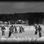 Pond Hockey Another Way To Enjoy The Mountains