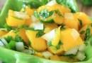 Mango & Mint Salsa