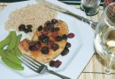 Garden Fresh Recipes: Cranberry Chicken