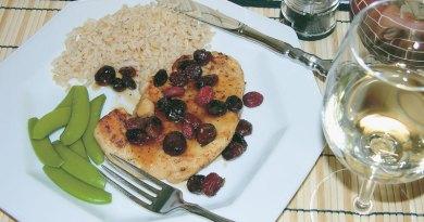 cranberry chicken recipe