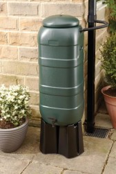 Water Butt 100ltr (£39.99) - Squire's