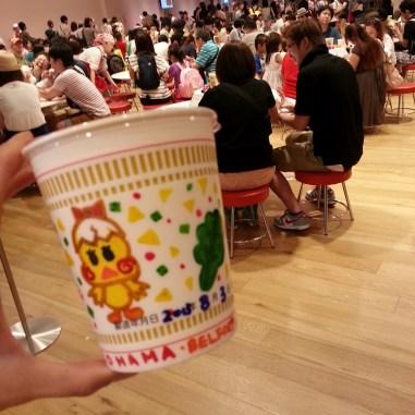 unique cup noodle