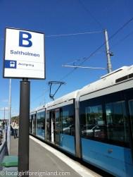 Saltholmen