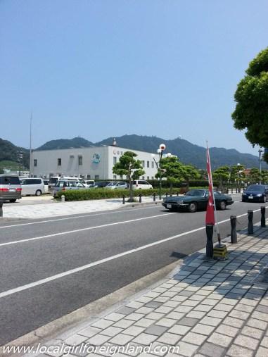 Gegege no Kitaro Sakaiminato Tottori Japan localgirlforeignland.com