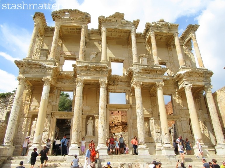 Guest Post: Ephesus, Turkey