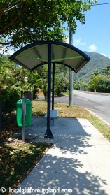 Talpa Close bus stop