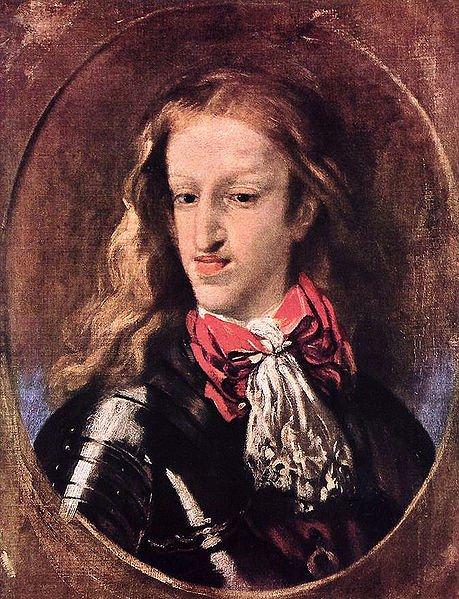 Charles V of Spain... Mr inbreed delux