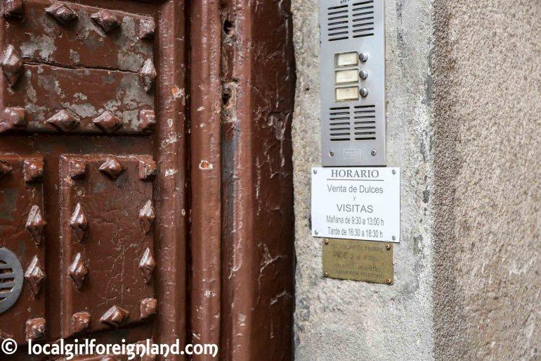Venta de Dulces. Calle del Codo 3, Madrid