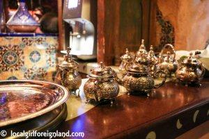 Inside Agrabah Café, Adventureland, Disneyland Paris