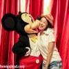 Inside Meet Mickey Mouse, Disneyland Paris