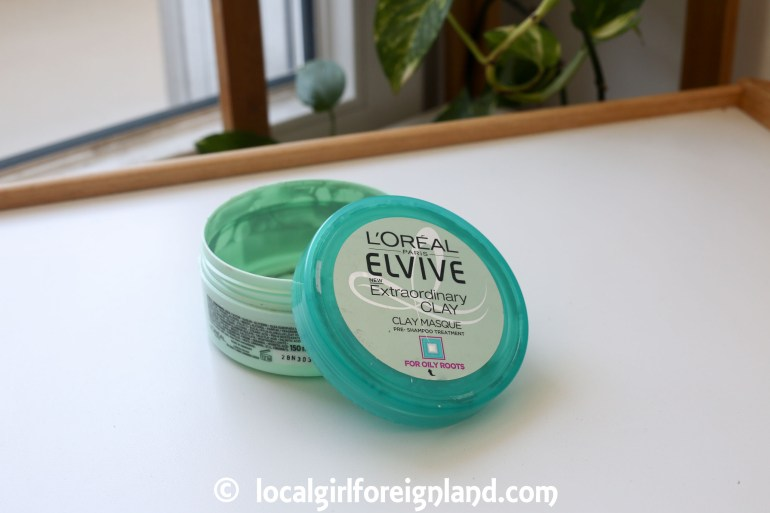 L'oreal- Elvive-Extraordinary-Clay-clay-mask-review