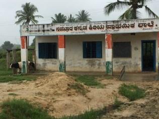 Primary School @ Jangalahalli