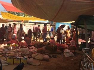 Weekly Market @ Nangali Panchayat