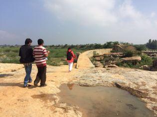 En route Kerasamangala Village