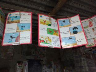 Teaching materials for Anganwadi Kids