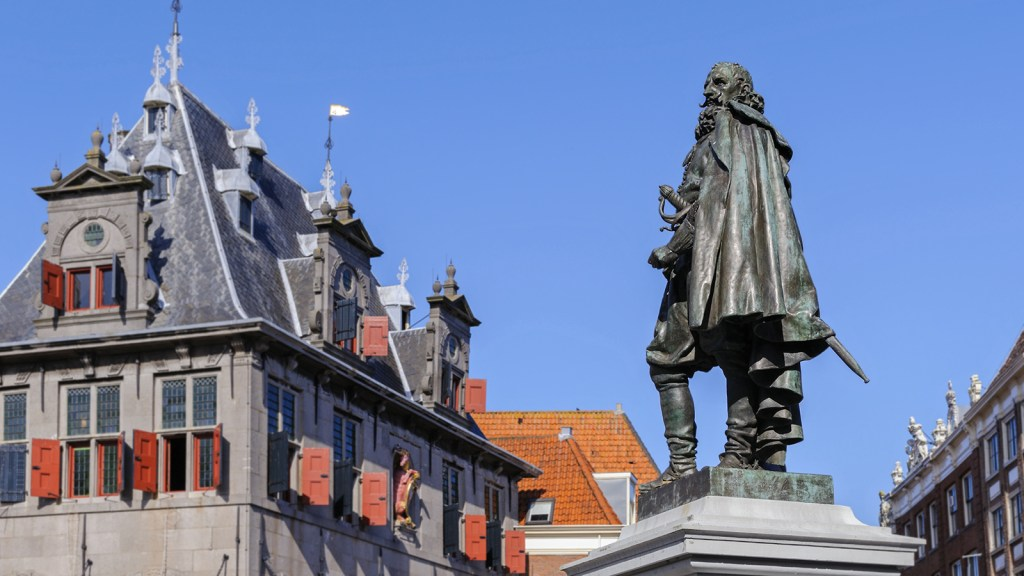 Roode Steen Hoorn - Stadswandeling Hoorn | Local Guide Hoorn