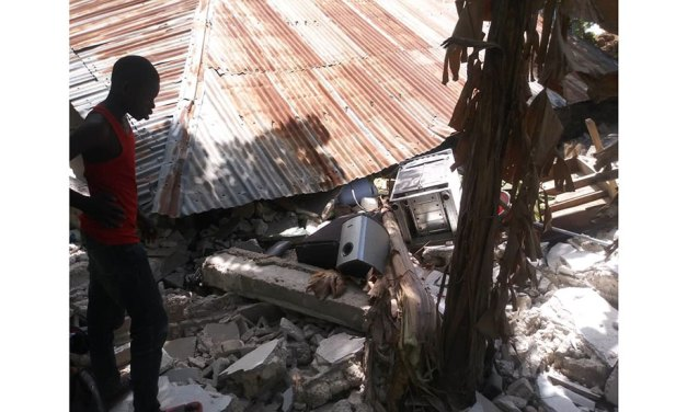 Join First United Methodist Church in donating to Haiti after last week's earthquake