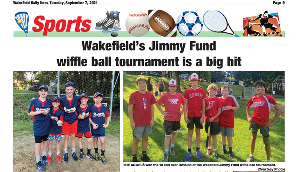 Sports Page: September 7, 2021