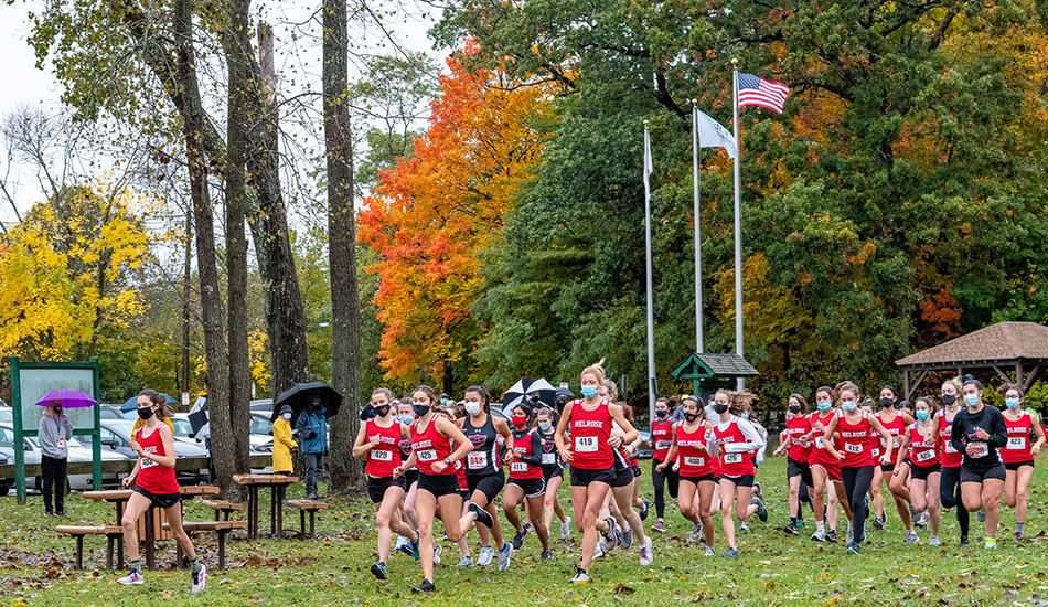 Girls cross country returns as champs