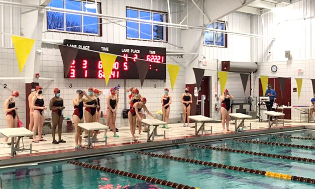 Wakefield High girls' swim team ready for another strong season