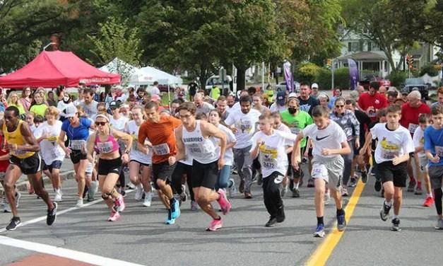 Annual Kelly Ledoux-Walsh race a big success