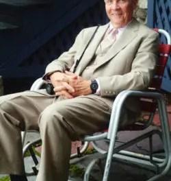 Lester H. N. Burnham, 82