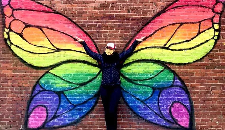 Chalk Walk: Community celebration of art for all