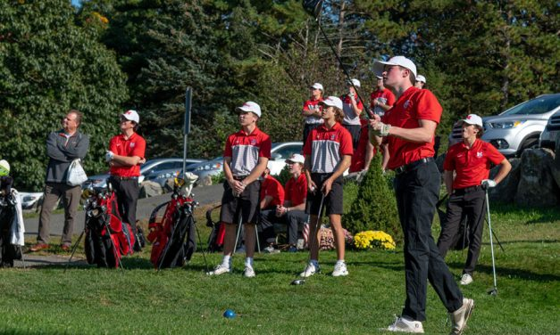 Clean sweep for league champ Melrose golf