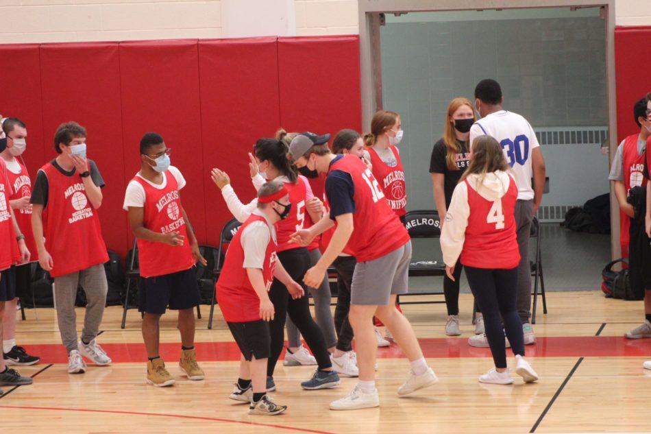 Unified basketball off to winning start