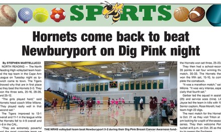Sports Page: October 21, 2021
