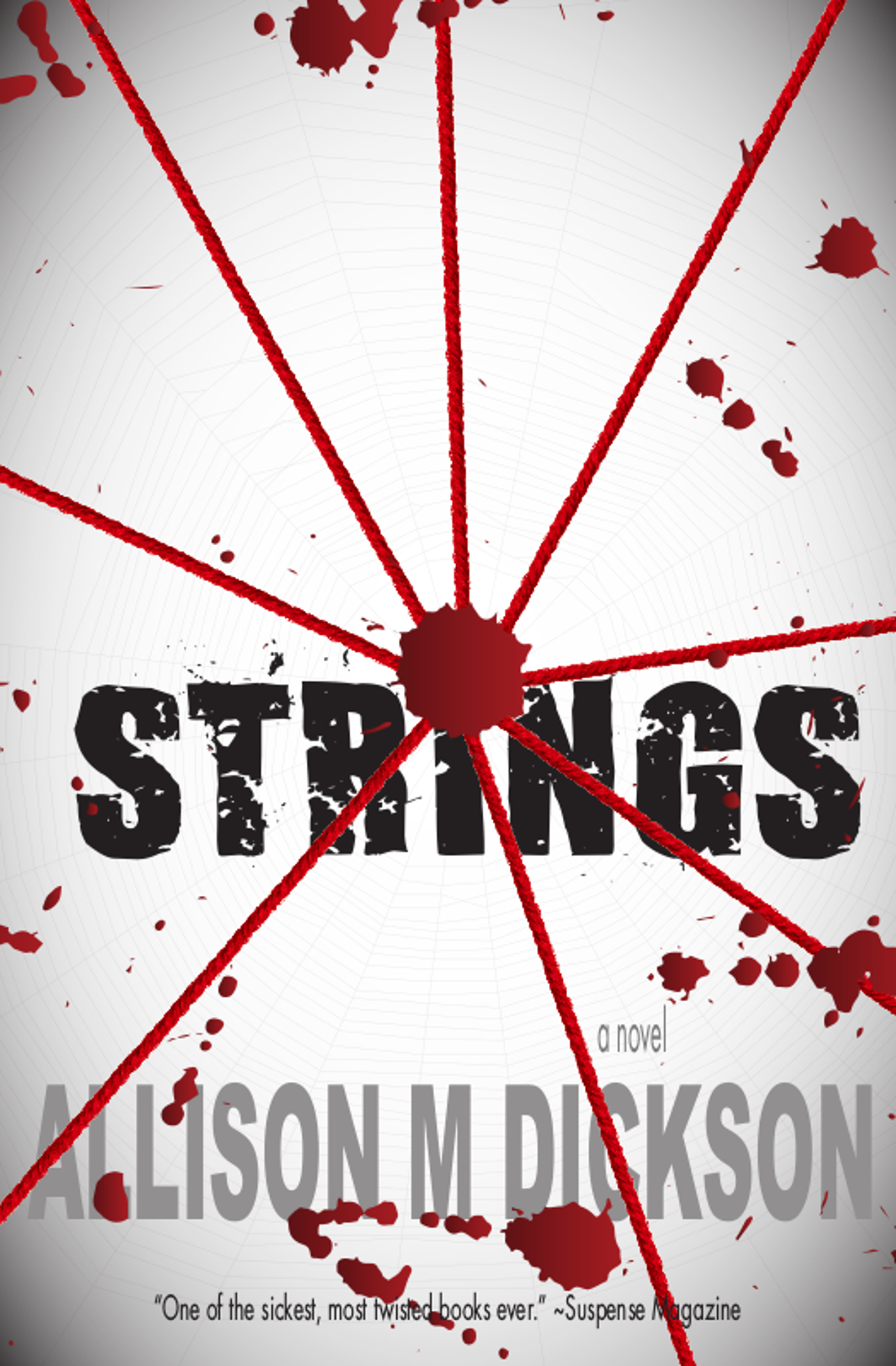 strings, allison m dickson, horror, psychosexual, thriller, audiobook, ebook