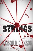 strings, allison m dickson, horror, psychosexual, thriller, audiobook, ebook