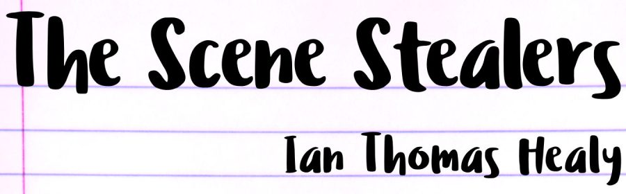 Scene Stealers, young adult, high school, heist, crime, humor, theater, Ian Thomas Healy, thespian