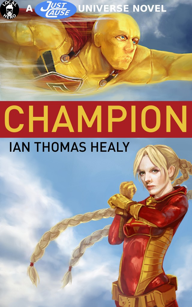 Champion Ebook Cover