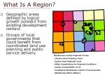 Washtenaw County regional planning groups active in 2005
