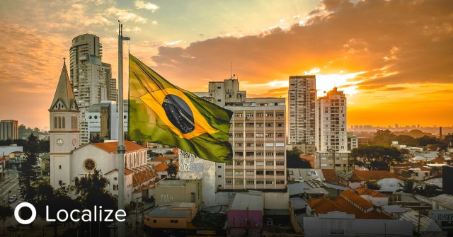 localizing for brazilian market