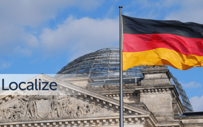 Localizing for Germany