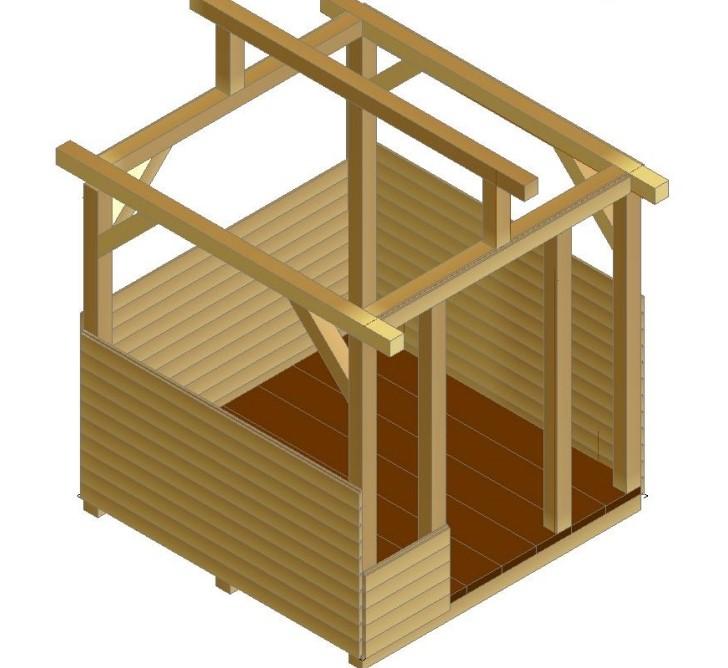 Come Costruire Una Casetta In Legno Con Il Fai Da Te Localjob