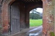 Lullingstone Castle gateway