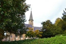 Ide Hill church
