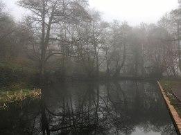 Ide Hil walk, Ram Pump Pond