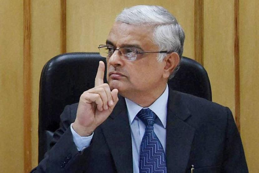 Chief election commissioner