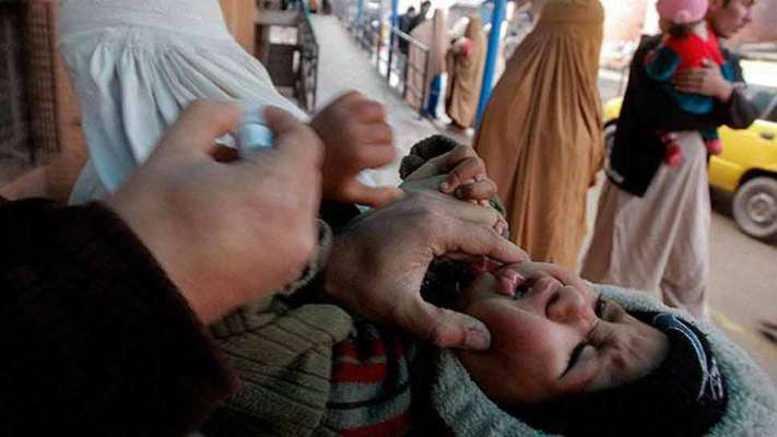 Polio can again give a knock, viruses found in vaccine
