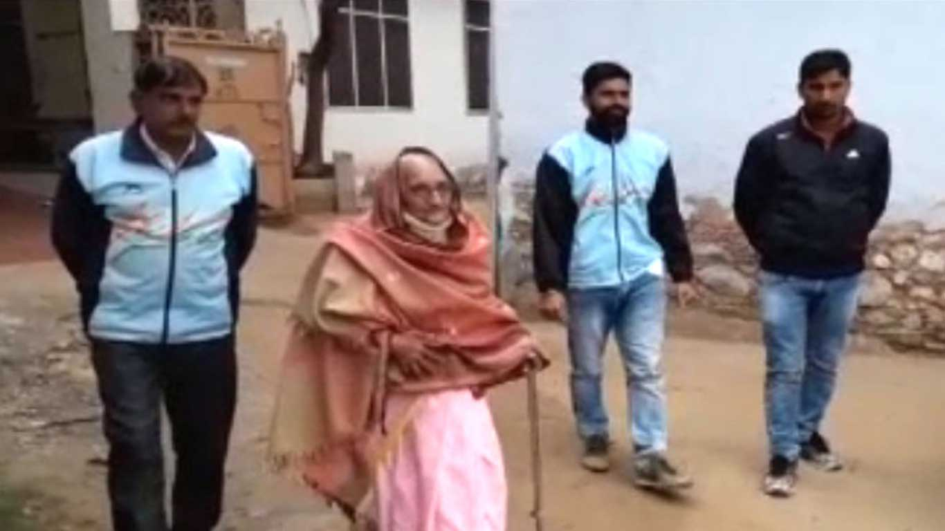 Record: Vidya Devi became sarpanch after winning panchayat elections at the age of 97