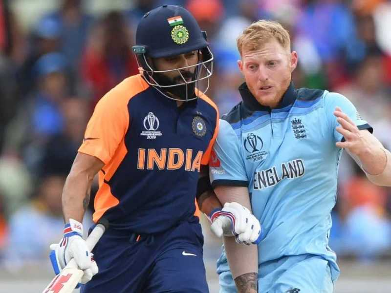 IND vs Eng Series 2021 Schedule
