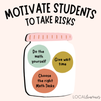 motivate students in math